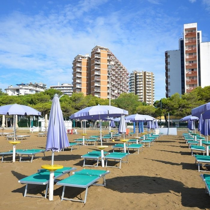Three room apartment, Apartment in apartment block in Lignano for sale RESIDENCE CRISTALLO 2 - Europa Group Real Estate