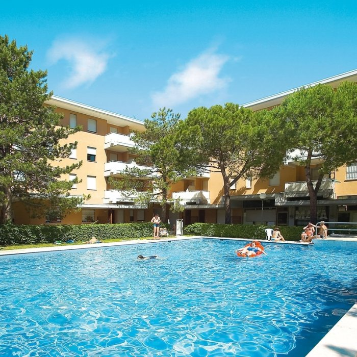 Three room apartment, Apartment in apartment block in Bibione for sale CONDOMINIO LAGUNA 1 - Europa Group Real Estate