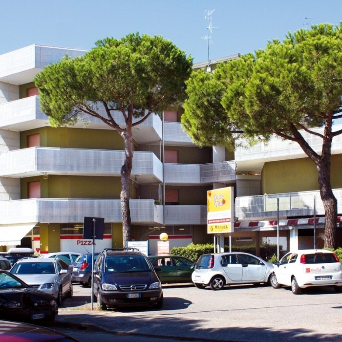 Studio apartment, Apartment in apartment block in Bibione for sale CONDOMINIO MOSCHETTIERI 3 - Europa Group Real Estate