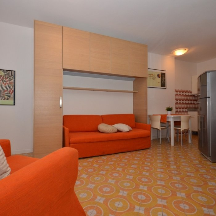 Studio apartment, Apartment in apartment block in Lignano for sale CONDOMINIO RUBIN - Europa Group Real Estate