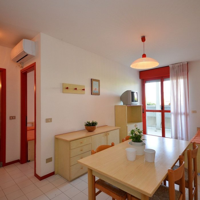 Two room apartment, Apartment in apartment block in Bibione for sale CONDOMINIO URANO 2 - Europa Group Real Estate