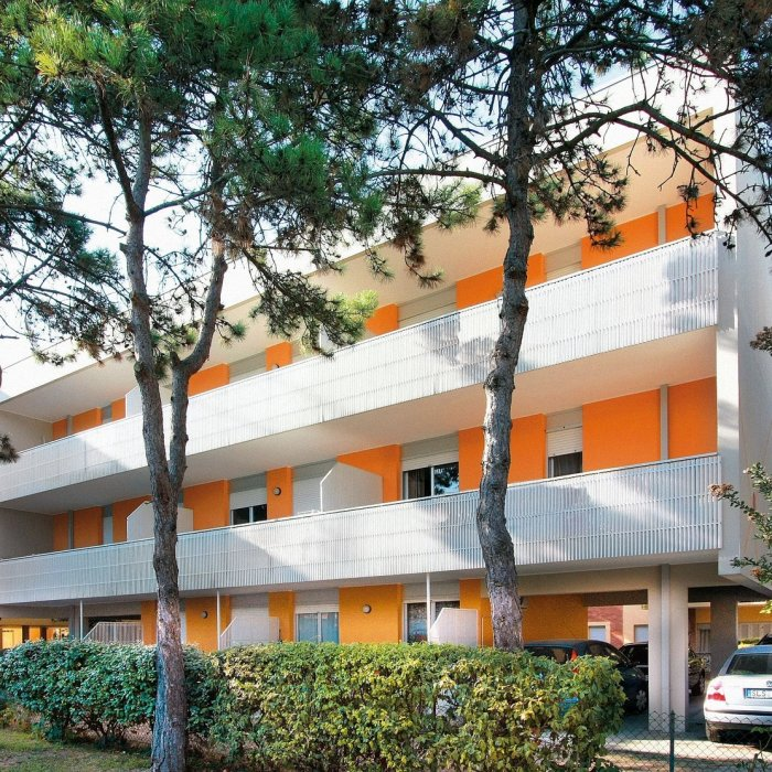 Studio apartment, Apartment in apartment block in Bibione for sale CONDOMINIO ZODIACO monolocale - Europa Group Real Estate