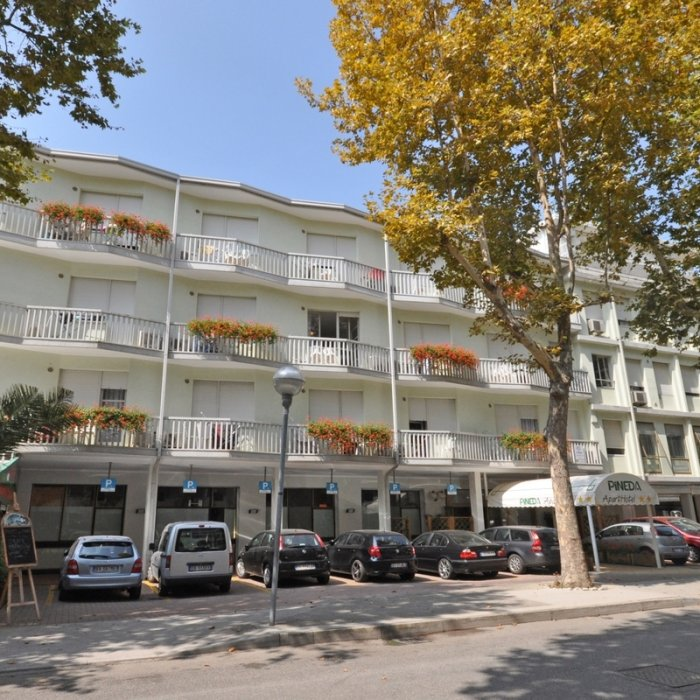 Studio apartment, Apartment in apartment block in Bibione for sale CONDOMINIO PINEDA - Europa Group Real Estate