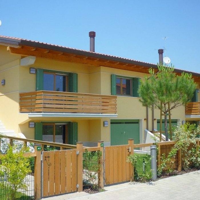 Four room apartment, Terraced house in Lignano for sale GREEN VILLAGE A2 - Europa Group Real Estate
