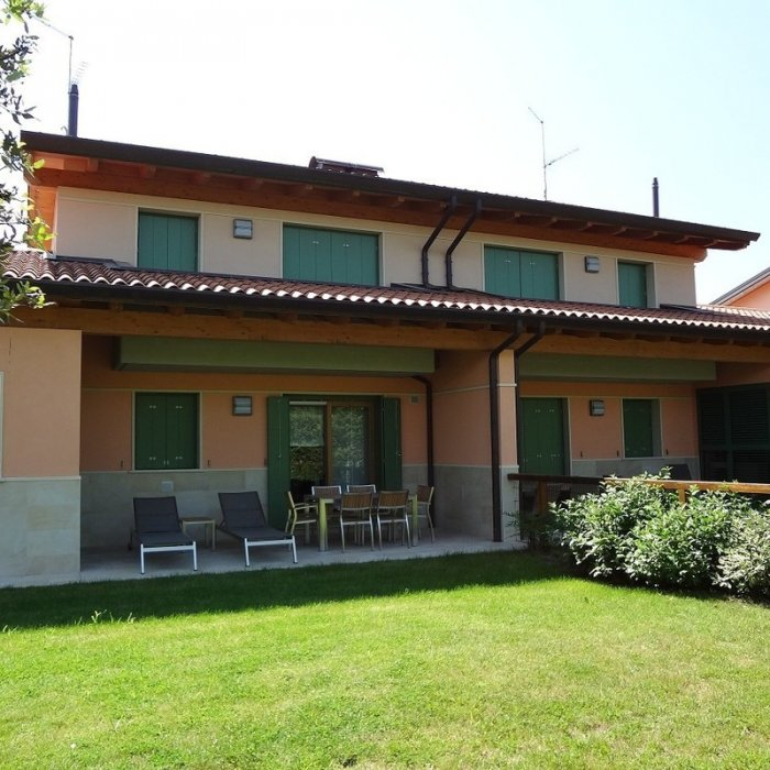Trilocale, Villetta a schiera a Lignano in vendita GREEN VILLAGE B1 - Europa Group Real Estate