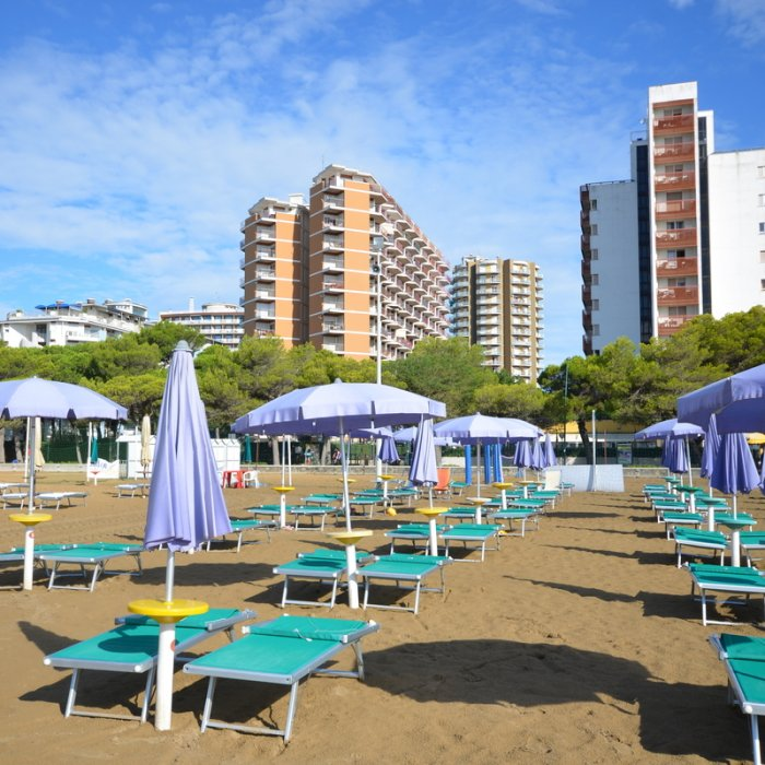 Two room apartment, Apartment in apartment block in Lignano for sale RESIDENCE CRISTALLO 4 - Europa Group Real Estate