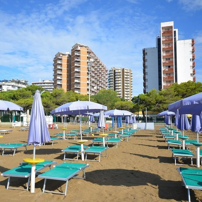 Two room apartment, Apartment in apartment block in Lignano for sale RESIDENCE CRISTALLO 1 - Europa Group Real Estate