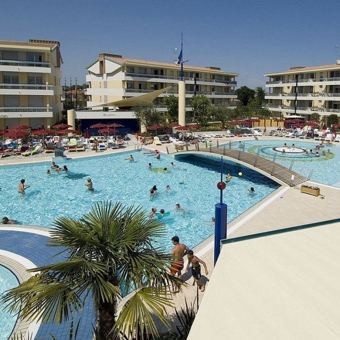Two room apartment, Apartment in resort in Bibione for sale VILLAGGIO PLANETARIUM 1 - Europa Group Real Estate